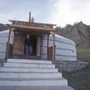 Ger, Mongolia.