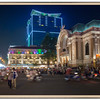 The Opera House, Saigon, Vietnam.