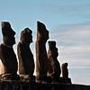 Ahu Vai Uri, Easter Island (Rapa Nui).
