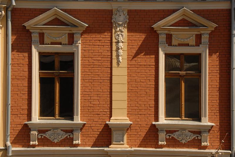 Windows, Odessa, Ukraine.