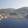 Harbor, Hydra, Greek Islands.