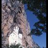 St. Vasilije Ostroski Monastery, Montenegro, about 50 kilometers from Podgorica, Montenegro.
