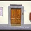 Doorway, Italy.