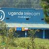 Uganda Telecom building, Kisoro, Uganda.