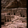 The ancient ruins of Petra, Jordan.
