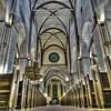 Rigas Doms, Riga Cathedral HDR, Riga, Latvia.