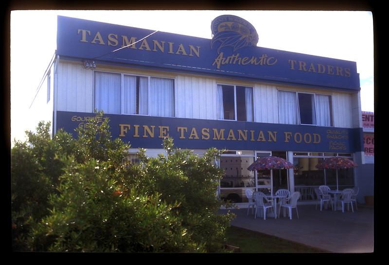 Store, Tasmania, Australia.