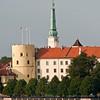 Riga Castle, Riga, Latvia.