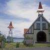Cap Malhereux Chrch, Mauritius.