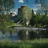 Castle at Savonlinna, Finland.