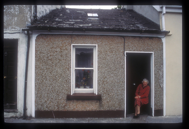 Cottage, Ennistymon, Ireland.