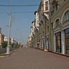 Prospekt Nezavisimosti, Minsk, Belarus.