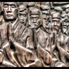 Monument, Saigon, Vietnam.