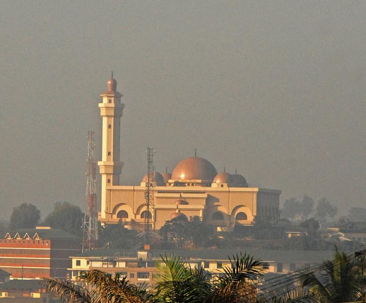 National Mosque, Kampala, Uganda.