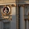 Detail of the Opera House, Odessa, Ukraine.