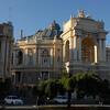 The Opera House, Odessa, Ukraine.