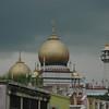 Sultan mosque, Singapore.