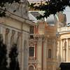 Detail of opera house, Odessa, Ukraine.