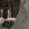 Tablet at the ruins at My Son, Vietnam.
