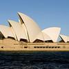 The Opera House, Sydney, Australia.