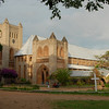 Anglican Likoma Cathedral, begun in 1903, Likoma Island, Lake Malawi.