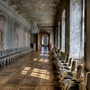 HDR: The Rundale Palace, Latvia.