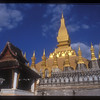 Wat That Luang, Vientaine, Laos.