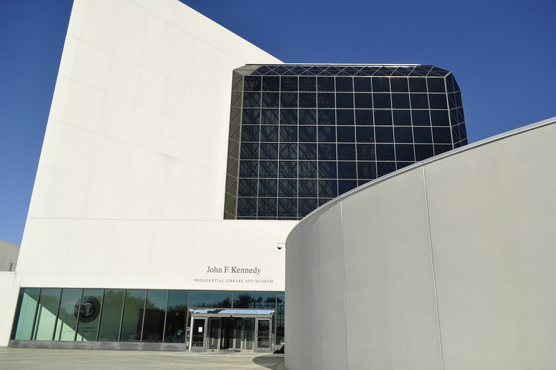 John F Kennedy Library