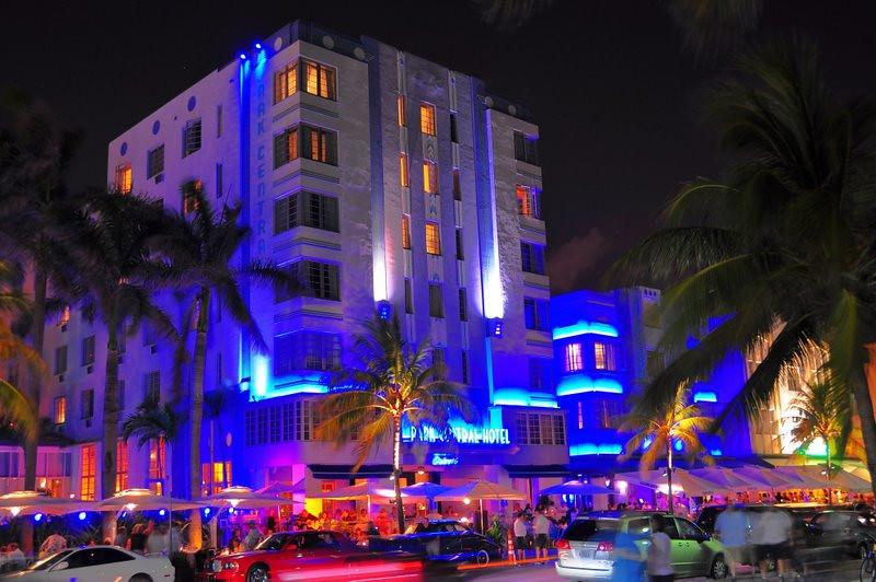 Park Central Hotel - Miami, South Beach, Deco Drive