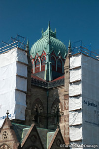 Old South Church in Copley Square - 1