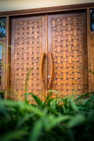 Sambas Main Door