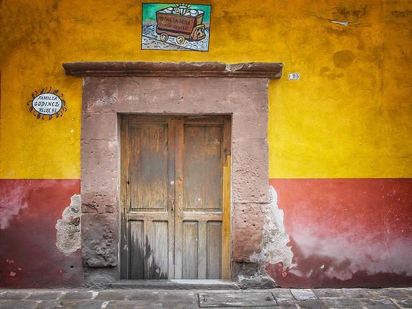 San Miguel Street Facade #2