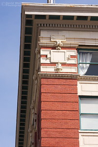 Architectural Detail in Boise Idaho