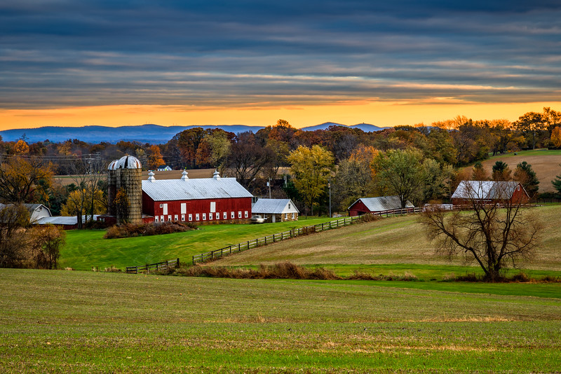 Fall in Loudoun County