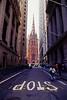 Narrow streets NYC