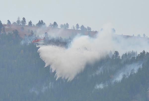 Sheep Creek Fire