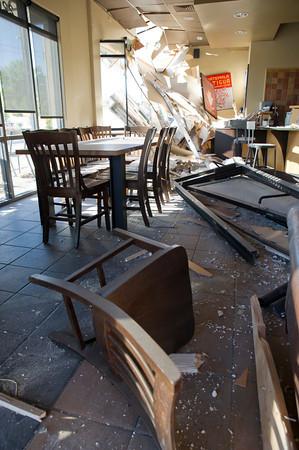 Starbucks Motor Vehicle Crash