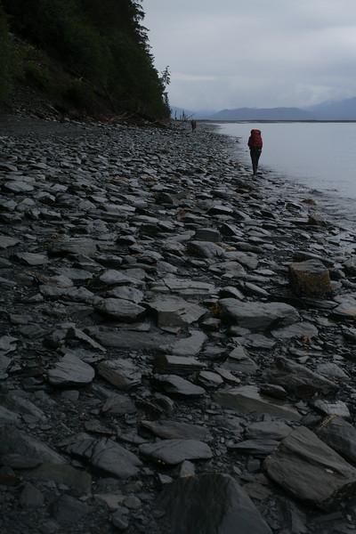 Walking Tides