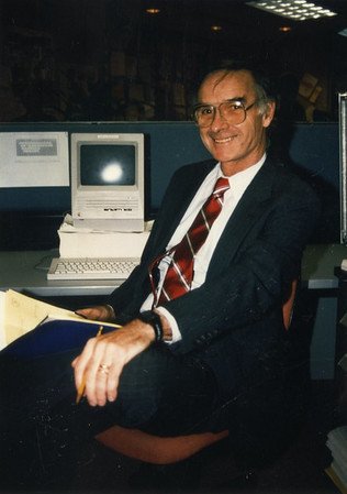 Are We the Chief Information Officers of the Future? 1988