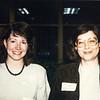 Tina Owens and Diana Ukleja