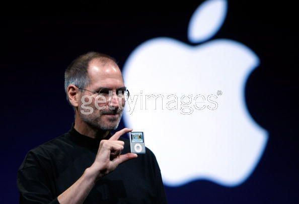 CO5 / Photo of Steve Jobs for Chapter 5 Opener<br /> <br /> Choice 1 of 10