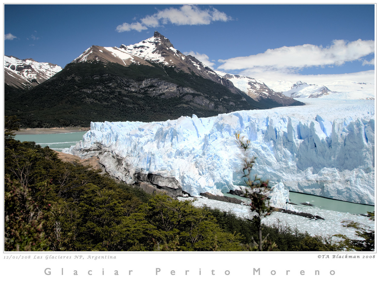 Moreno Glacier 1
