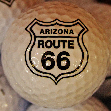 Arizona Golf Ball