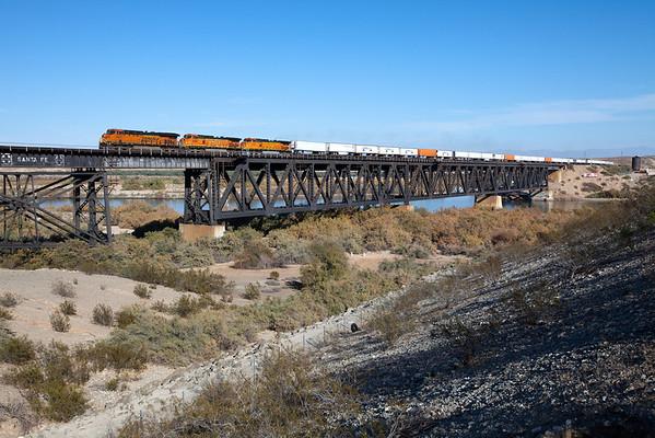 Arizona and California Nov 2013
