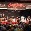 The stage at the 2011 Barrett-Jackson auction