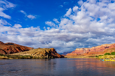 Colorado River at Lee's Ferry