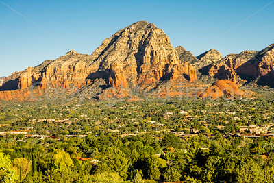 Sedona in the morning