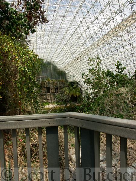 Biosphere 2 - Tropical Savannah Biome