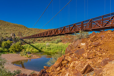 Sheep Bridge on the Verde River