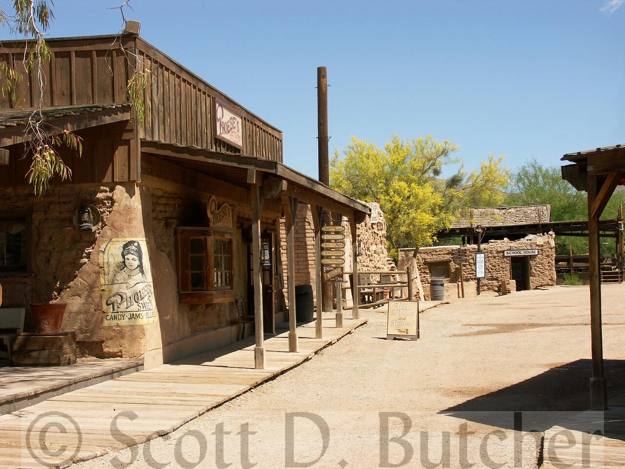 Old Tucson Studios